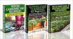 Gardening Box Set #15: The Ultimate Guide to Raised Bed Gardening for Beginners & The Ultimate Guide to Vegetable Gardening for Beginners & Winter Gardening ... Gardens, Flowers, Container Gardening) by Lindsey Pylarinos