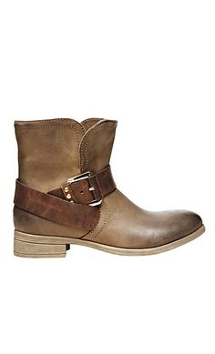 Western boots / steve madden