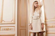 Beautiful Bedhead Editorials : Toni Garrn for Vogue Russia December 2011