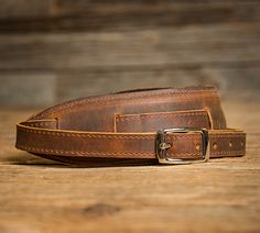 Win a Souldier Saddle Strap in Plain Brown
