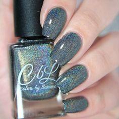 Women Glitter Fingers