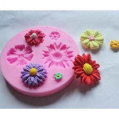 Larger COOKING KITCHEN BAKING CHEF Theme 1x Sugarcraft//Fimo MOULD Clay Resin