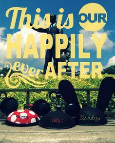 My Disney pregnancy announcement!