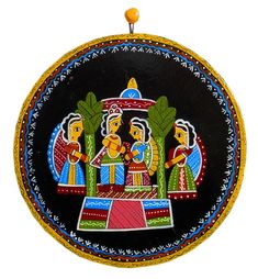 Indian Wedding - Wall Hanging (Tikuli Painting on Hardboard) Tikuli Paintings from Bihar HAPPY PUTHANDU ! PHOTO GALLERY  | IMAGES.TAMIL.INDIANEXPRESS.COM  #EDUCRATSWEB 2020-04-13 images.tamil.indianexpress.com https://images.tamil.indianexpress.com/uploads/2020/04/b427-300x164.jpg