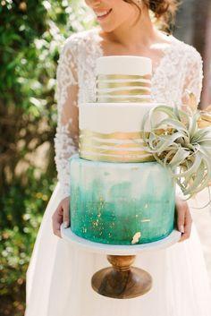 Bohemian Goddess Wedding Day Style