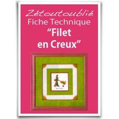 Le Filet en Creux Par Christine Truchet