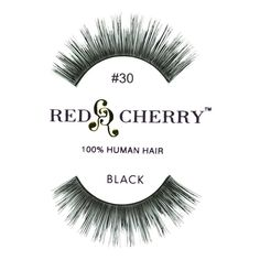 Gene False Red Cherry 30 doar pe http://www.makeup-shop.ro