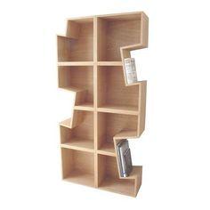 crazy fun bookshelves - Google Search