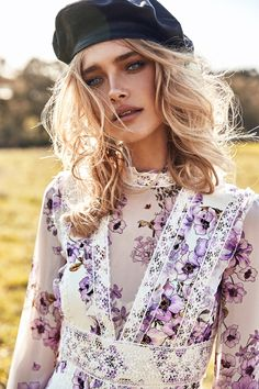 Sunday Times Magazine - Photography: Jeremy Choh at DLM Australia. Styled by: Teagan Sewell. Hair: Marie Cain. Makeup: Hendra. Model: Lillian Van Der Veen at Chadwick Models.