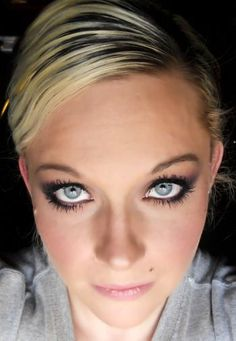 Get this look with the 3D Fiber Lash mascara. This is the best mascara...ever! Plus it's naturally based! #cosmetics