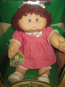 Vintage 1984 Jesmar Cabbage Patch Kids Doll New in Box Beautiful Doll | eBay