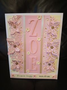 Crafters Companion, Butterfly Cards, I Card, Card Ideas, Birthday Cards, Hobbies, Card Making, Dreams, Gifts