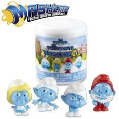 Mash'Ems - The Smurfs - www