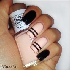 Black and nude ^.^