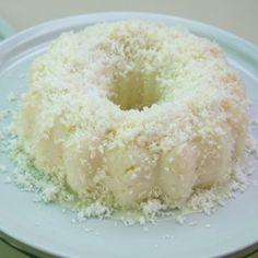 Cuscuz de Coco, um dos pratos do festival no restaurante Moema Natural