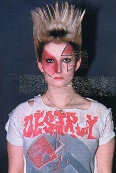 punk fashion vivienne - Google Search