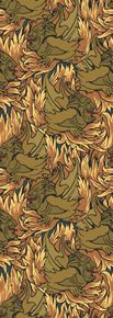 The Demon by: Trustworth Studios, a British design studio, has some of the most beautiful original wallpaper designs.