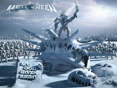 Helloween - My God-Given Right (Full Album 2015)