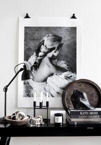 """WILD CHILD"" an LW Darling fine art photo in Tyvek - Love Warriors PHOTO ART - DARLINGS! - photo: Roy Rossovich styling: Caroline Ranås"
