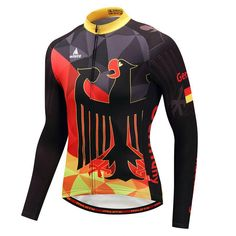 Miloto Men Long Sleeve Cycling Jersey cycling clothing maillot ciclismo  roupa ciclismo Autumn Road mtb Bicycle Jersey. Yesterday s price  US  31.98  (27.87 ... b2ff4cd30