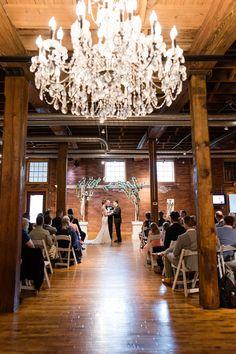 Mavris Arts Center Indianapolis Wedding Venue