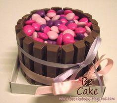 12. Kit*Kat Cake