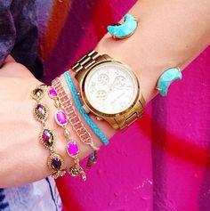 a sneak peek at our Fall 2014 - Glam Rocks jewels.