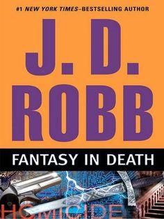 JD Robb Fantasy in Death