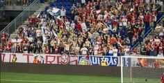 Garden State Ultras (New York Redbulls) MLS Cred - Bob Larson Jr.