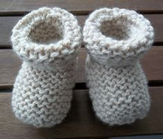 Bulky+Baby+Knit+Patterns+Free | ... : Baby Socks, Booties, Hand knitting Pattern and Knitting Workshop