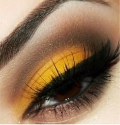 Hair Topics: Eye Candy    Have fun with your eye makeup next time you go out! Don't be afraid to try bold colors!