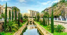 Palma de Mallorca - City center of Palma de Mallorca