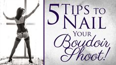 5 Tips to Nail Your Boudoir Shoot - Dallas Fort Worth Boudoir Photography www.midsummernightmedia.com