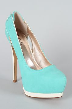 Qupid Tatum-27 Pointy Toe Pump