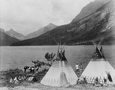 Blackfoot Native American Photos and Images     Blackfoot Chief Dress     Blackfoot Indian Council     Blackfoot Indian Chief Big Spring  ...