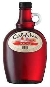 Wine Review: Carlo Rossi Sangria | Mommoisseurs.com | Wine reviews for moms | Affordable and easy to find.  It's yum!