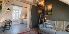 """Résultat de recherche d'images pour """"appartement sous combles a parisien"""""""