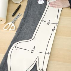 dog draft excluder sewing pattern - Google Search