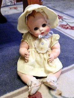 vintage effanbee dolls
