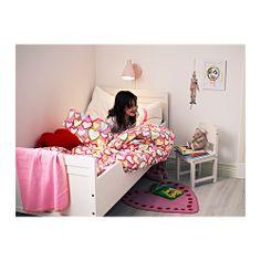 SUNDVIK Bed frame with slatted bed base IKEA