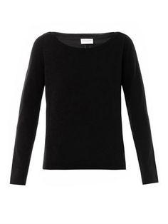 Merino wool sweater | Saint Laurent | MATCHESFASHION.COM