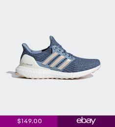 buy popular 5d336 e9714 New Adidas Ultra Boost 4.0 Women BlueWhite BB6493 Ultraboost