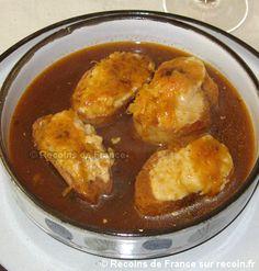 Volaille, Bouillabaisse de poulet, Toulonnais