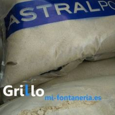 Cantidad de arena que lleva un filtro de piscina Astralpool