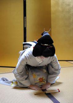 Kimono--geisha