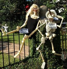 New Orleans~ on St Charles, every year at Halloween!