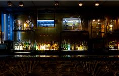 Backbar club JIMMY WOO, Amsterdam  by ...,staat
