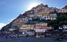 Positano © Nisa Maier Amalfi, Positano, Street View, Italy, World, Nice Asses, Positano Italy