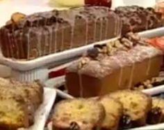 Show de riquísimos budines - Cocineros Argentinos Pan Dulce, Pound Cake, International Recipes, Tea Time, Sausage, Cooking Recipes, Favorite Recipes, Beef, Food