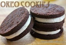 Raw Mint Oreo Cookies | The Sweet Life